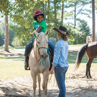Activities horseback riding