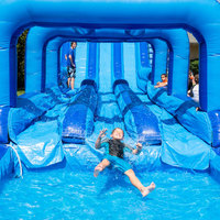 Activities mega waterslide