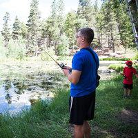 Van Texas Retreats Sky Ranch Christian Camps