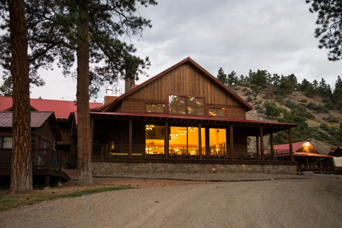 Ute trail lodge