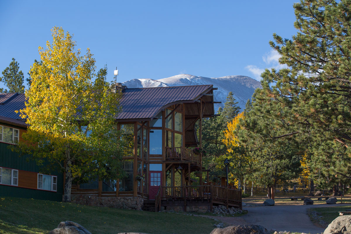 Horn creek lodge