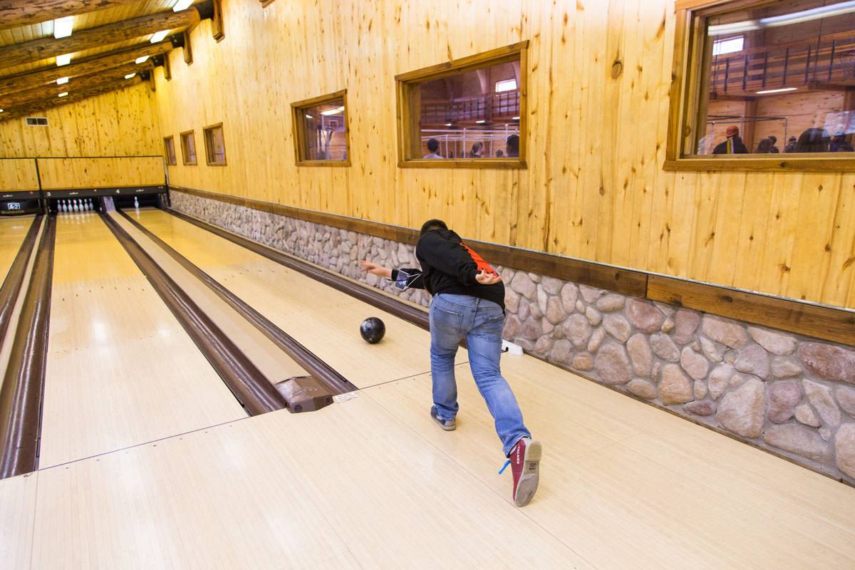 Horn creek bowling