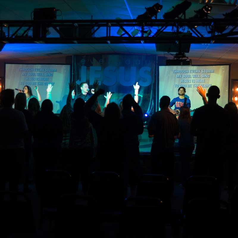 Youth group retreats cave springs
